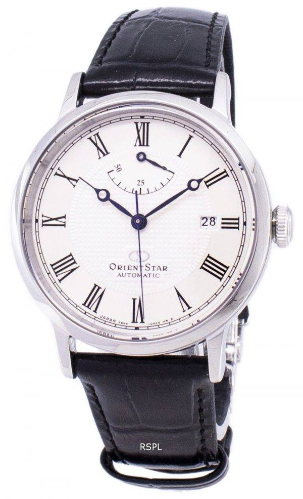 Orient Star Power Reserve automatique Japon fait RE-AU0002S00B montre homme