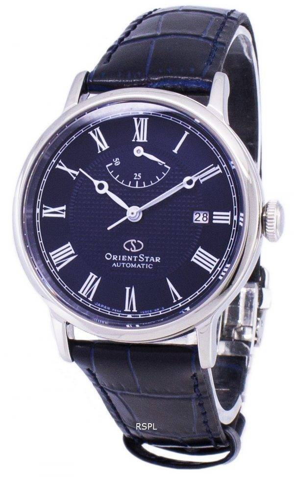 Orient Star Power Reserve automatique Japon fait RE-AU0003L00B montre homme