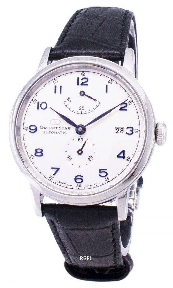 Orient Star Power Reserve automatique Japon fait RE-AW0004S00B montre homme