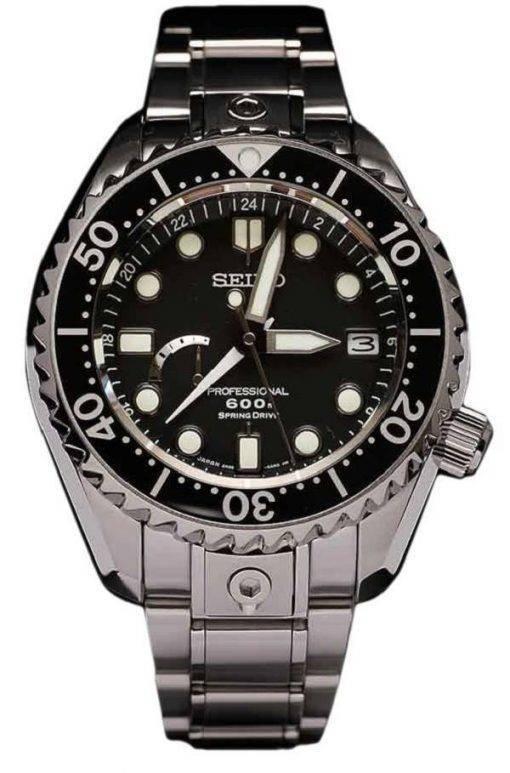 Montre 600M automatique homme de plongée Seiko Marine Master SBDB011 Professional printemps