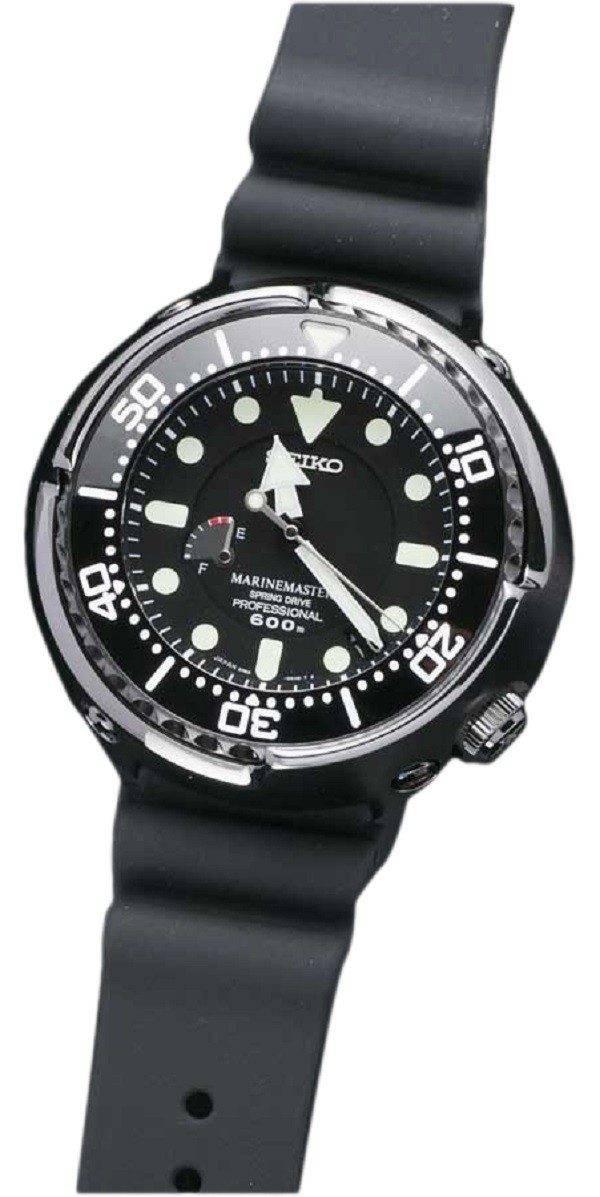 De Seiko Prospex SBDB013 Marinemaster Springdrive plongeur professionnel 600M montre homme