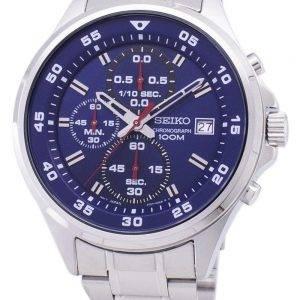 Montre Seiko chronographe Quartz SKS625 SKS625P1 SKS625P hommes