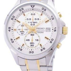 Montre Seiko chronographe Quartz SKS629 SKS629P1 SKS629P hommes