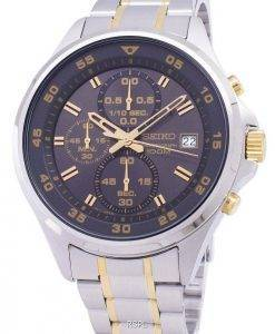 Montre Seiko chronographe Quartz SKS631 SKS631P1 SKS631P hommes