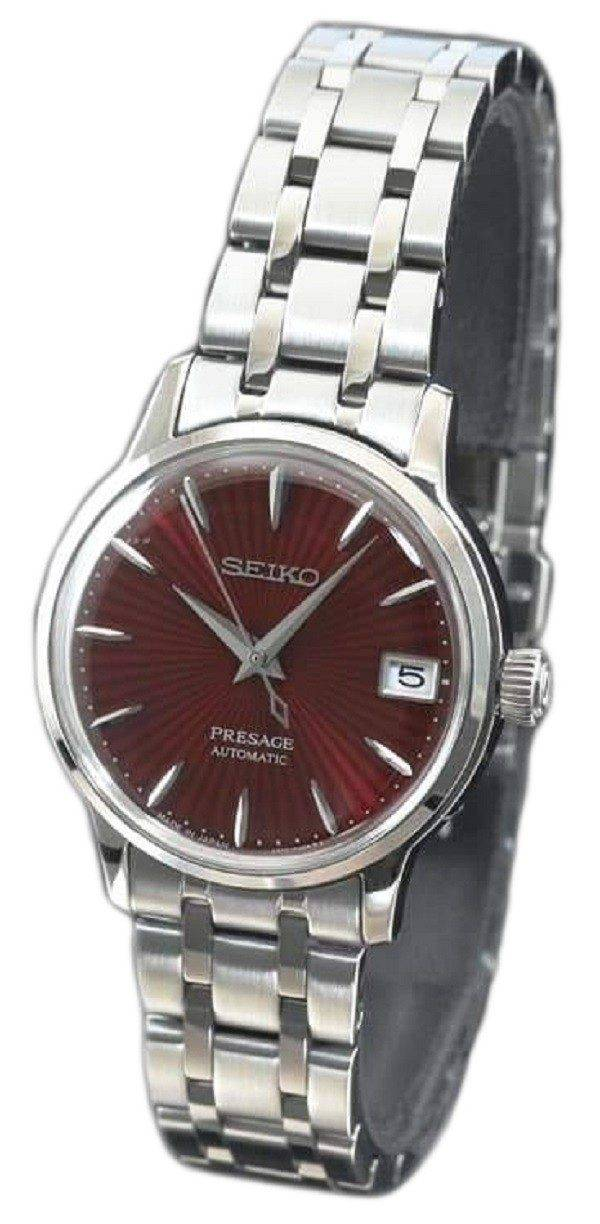 Presage de Seiko SRRY027 automatique Japon fait Women Watch