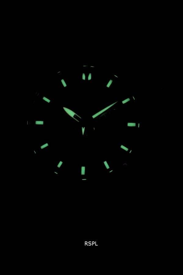 Montre Seiko Prospex chronographe Solar Power Reserve SSC601 SSC601P1 SSC601P masculine
