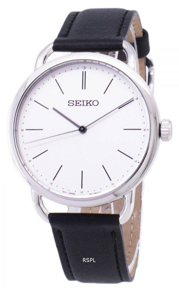 Montre Seiko analogique Quartz SUR237 SUR237P1 SUR237P féminin