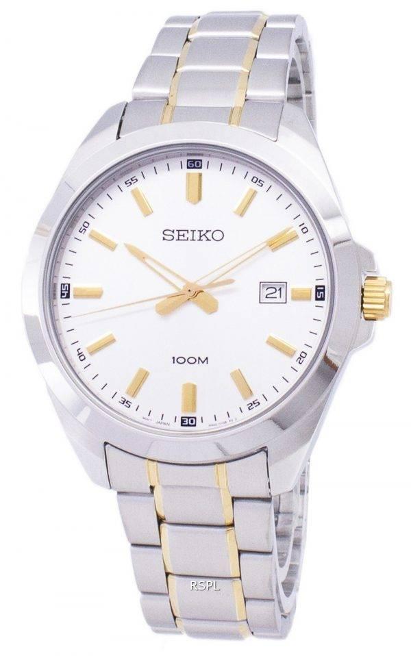 Montre Seiko analogique Quartz SUR279 SUR279P1 SUR279P masculine