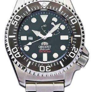 Orienter les montre professionnels WV0101EL Saturation Diver 300M Power Reserve hommes