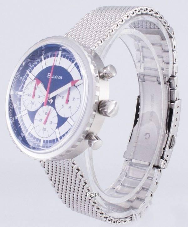 Montre Bulova Special Edition 96 K 101 chronographe Quartz homme