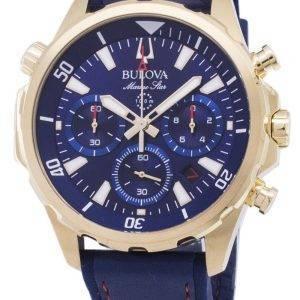 Montre Bulova Marine Star 97B168 chronographe Quartz homme
