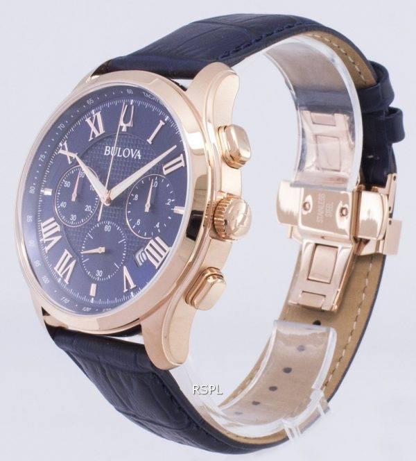 Montre Bulova Classic 97B170 chronographe Quartz homme