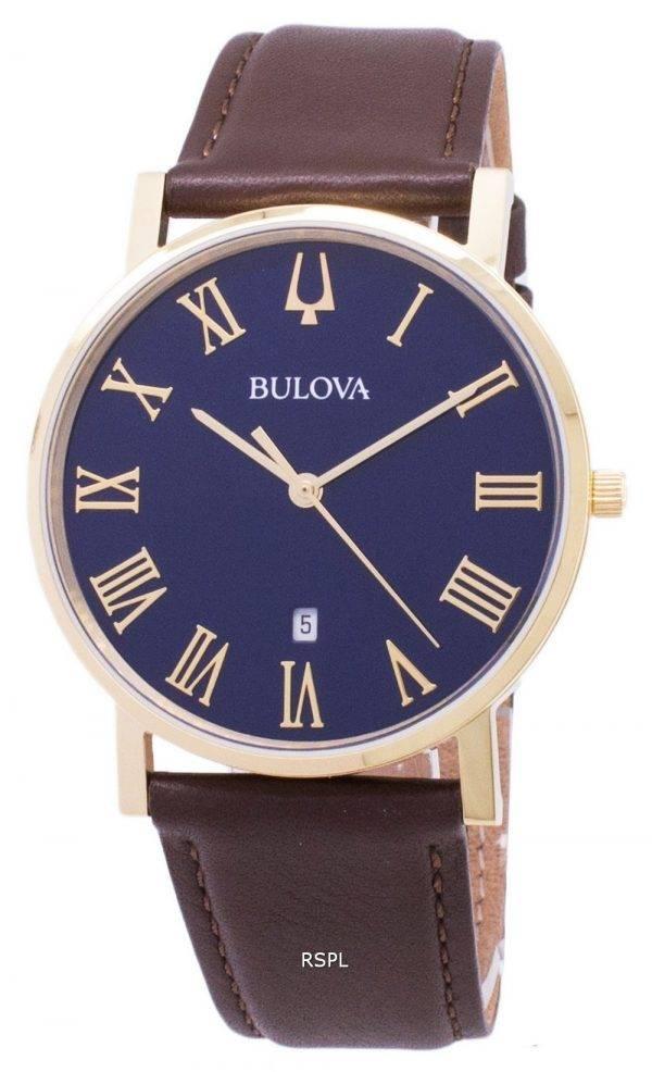 Montre Bulova Classic 97B177 Quartz homme