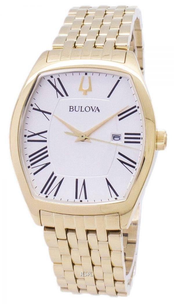 Montre Bulova ambassadeur 97M 116 Quartz féminin