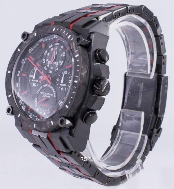 Montre Bulova précisionniste 98B313 300M chronographe Quartz homme