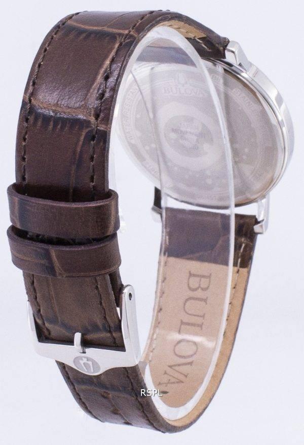Montre Bulova Classic 98 H 51 Quartz homme