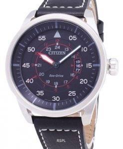 Avion de Citizen Eco-Drive AW1361-01F analogique montre homme