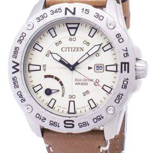 Montre Citizen Eco-Drive AW7040-02 a Power Reserve 200M masculin