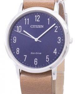Citizen Eco-Drive BJ6501 - 10L analogique montre homme