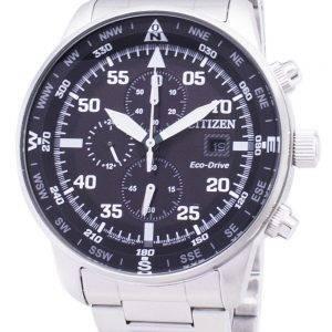 Citoyen Aviator CA0690-88E Eco-Drive Chronograph montre homme