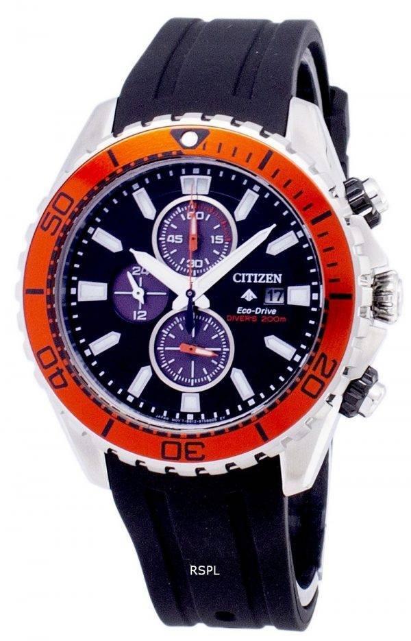 Montre Citizen Promaster Eco-Drive CA0718-13F Chronograph 200M hommes