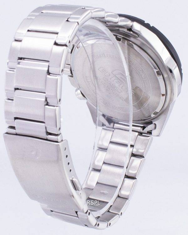 Montre Casio Edifice EQS-910d-1AV solaire chronographe hommes
