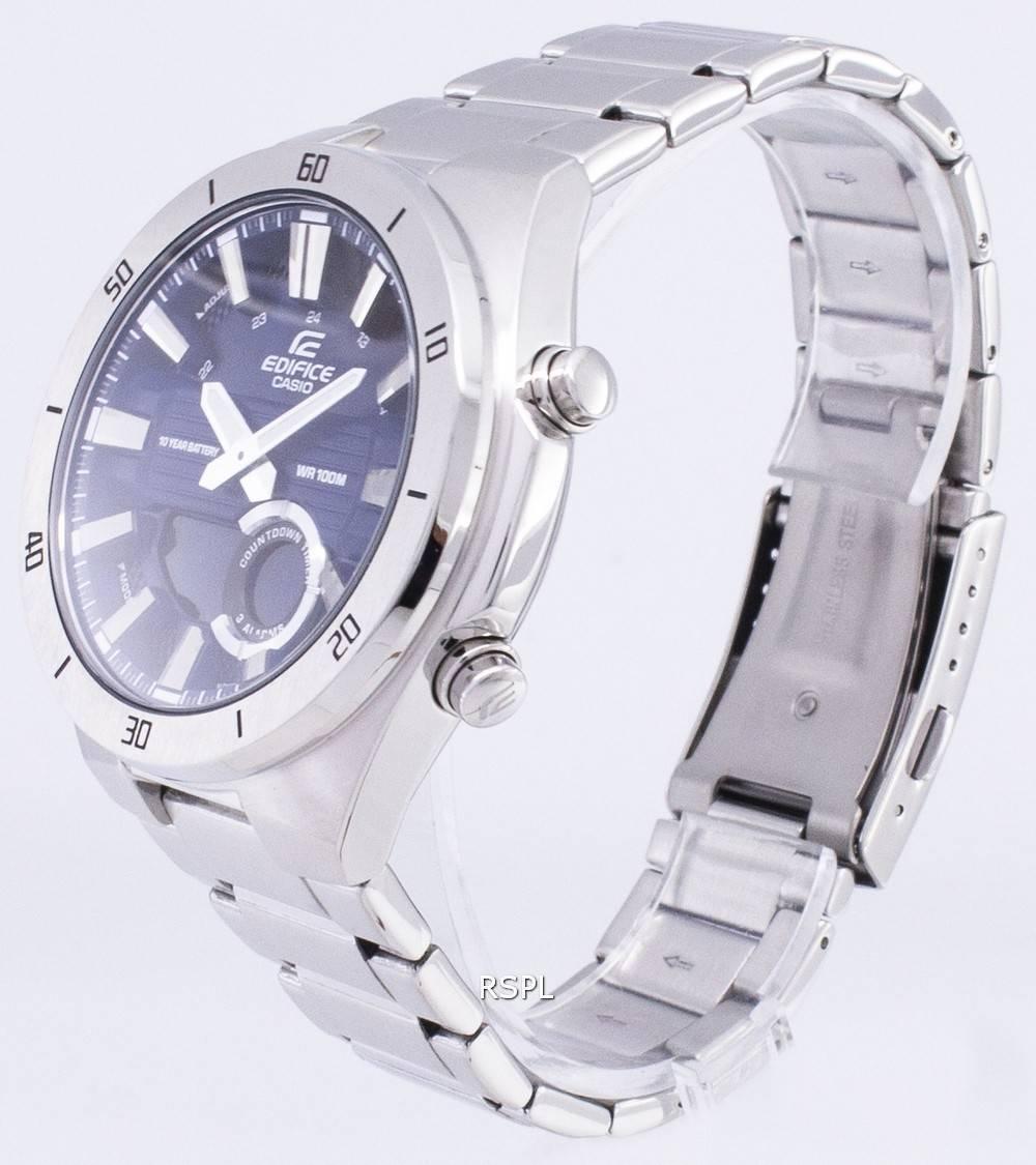 Montre Casio Edifice ERA 110D 2AV Standard chronographe