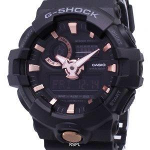 Casio G-Shock GA-710-1 a 4 illuminateur 200M analogique numérique montre homme