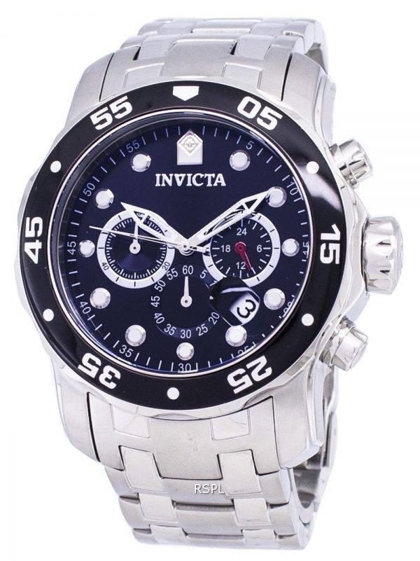 Montre Invicta Pro Diver 21920 Chronographe Quartz 200M hommes