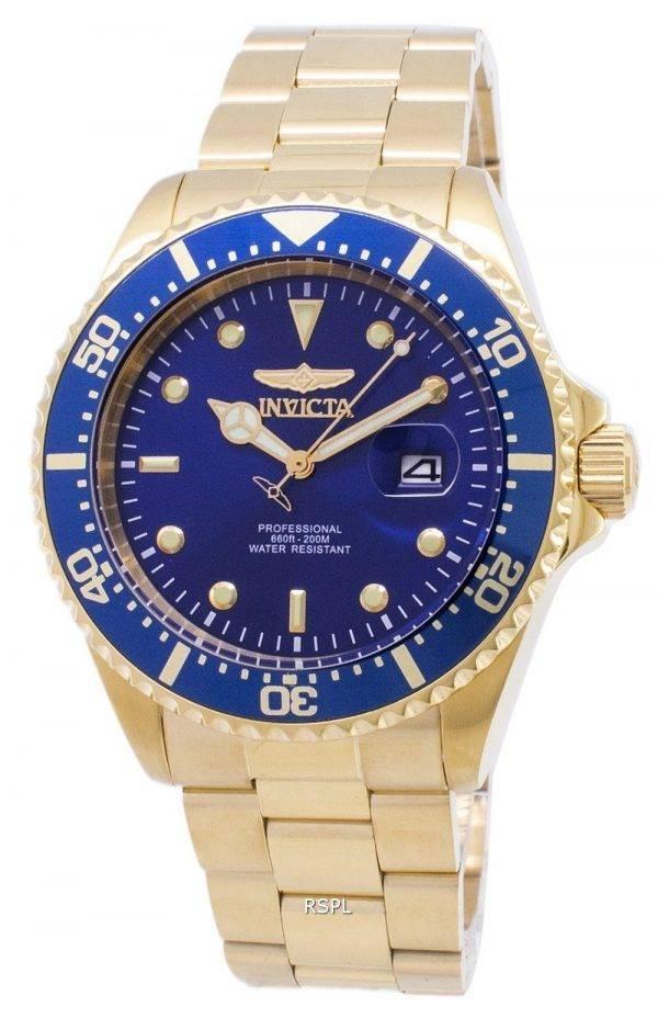 Montre Invicta Pro Diver 22063 Quartz professionnel 200M masculin
