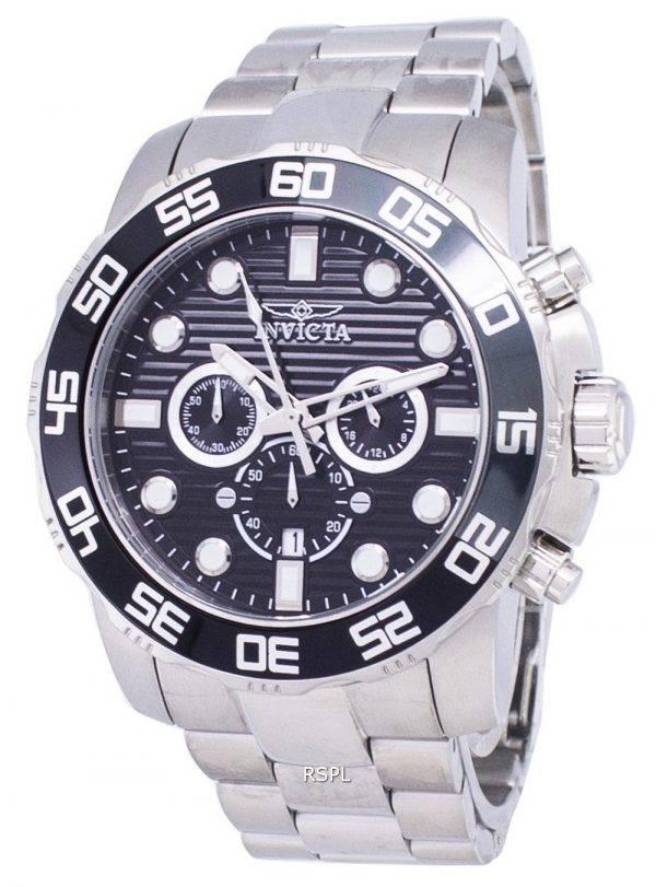 Montre Invicta Pro Diver 22226 Chronographe Quartz homme