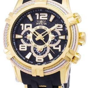 Montre Invicta boulon 25555 chronographe tachymètre Quartz homme