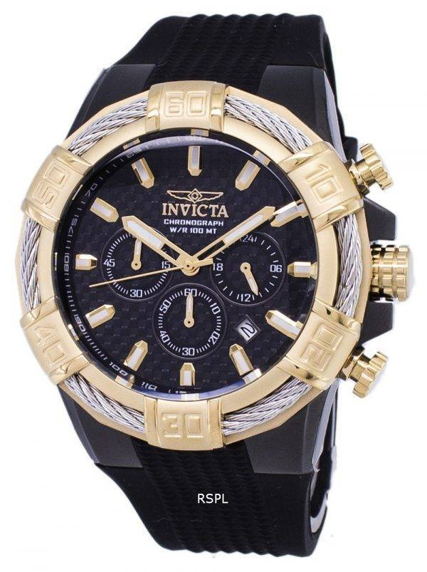 Montre Invicta boulon 25687 Chronographe Quartz homme