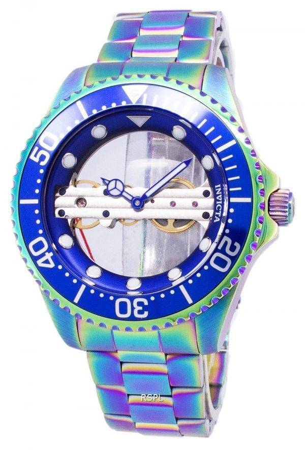 Montre Invicta Pro Diver 26480 Ghost pont automatique homme