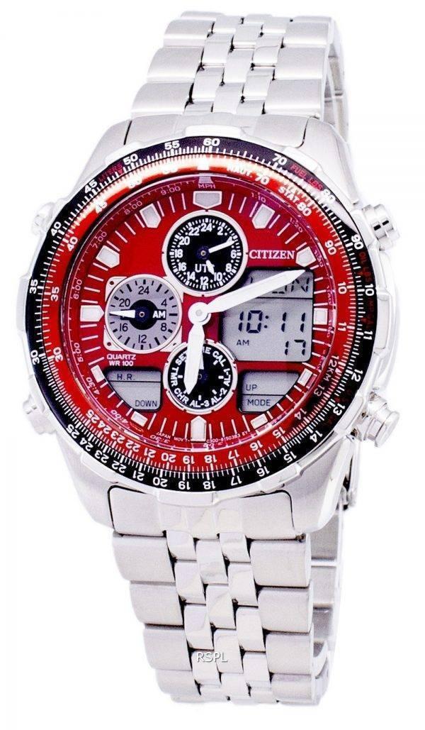 Citizen Promaster JN0120-85 X montre chronographe Quartz homme