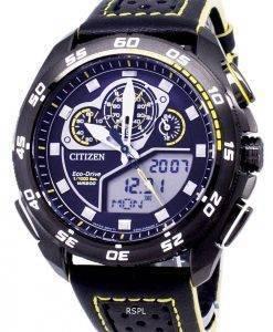 Montre Citizen Promaster Eco-Drive JW0125-00E Chronograph 200M hommes