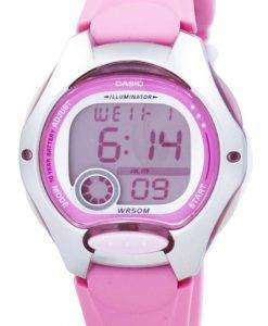 Montre Casio Digital Sports Illuminateur LW-200-4BVDF femmes
