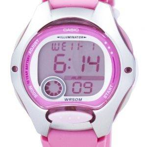 Montre Casio Digital Sports Illuminateur LW-200-4BVDF femmes