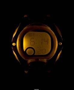 Montre Casio Digital Sports Illuminateur LW 200 4BVDF femmes  o11sD