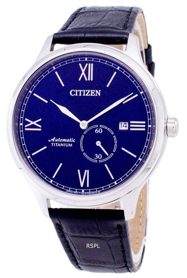 Citoyen Analog NJ0090 - 21L automatique montre homme