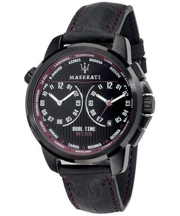 Montre Maserati Successo R8851121002 Quartz homme