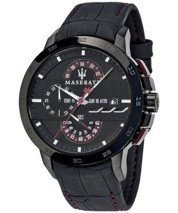 Montre Maserati Ingegno R8871619003 chronographe Quartz homme
