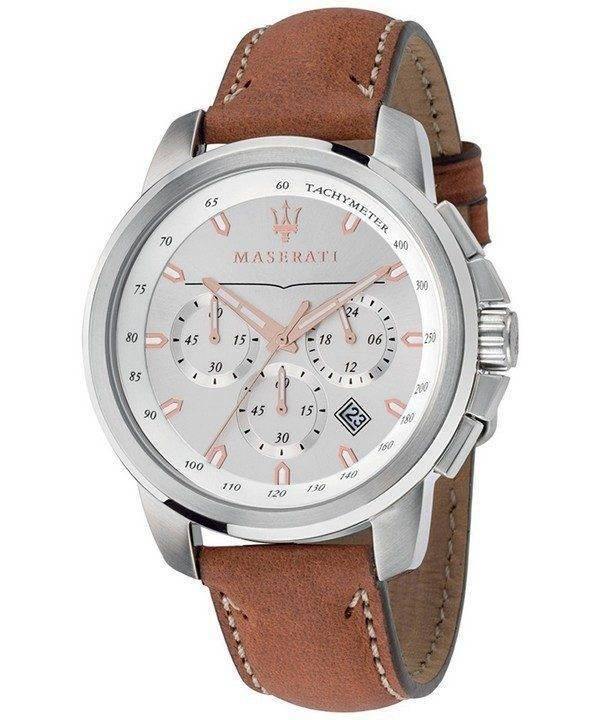 Montre Maserati Successo R8871621005 chronographe Quartz homme