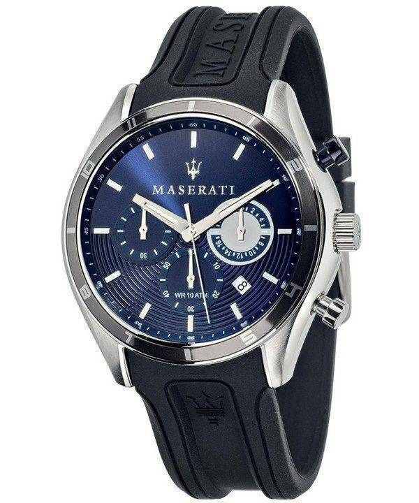 Montre Maserati Sorpasso R8871624003 chronographe Quartz homme