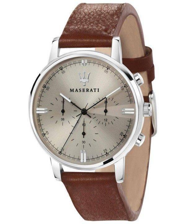 Montre Maserati Eleganza R8871630001 chronographe Quartz homme