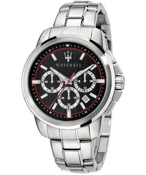 Montre Maserati Successo R8873621009 chronographe Quartz homme
