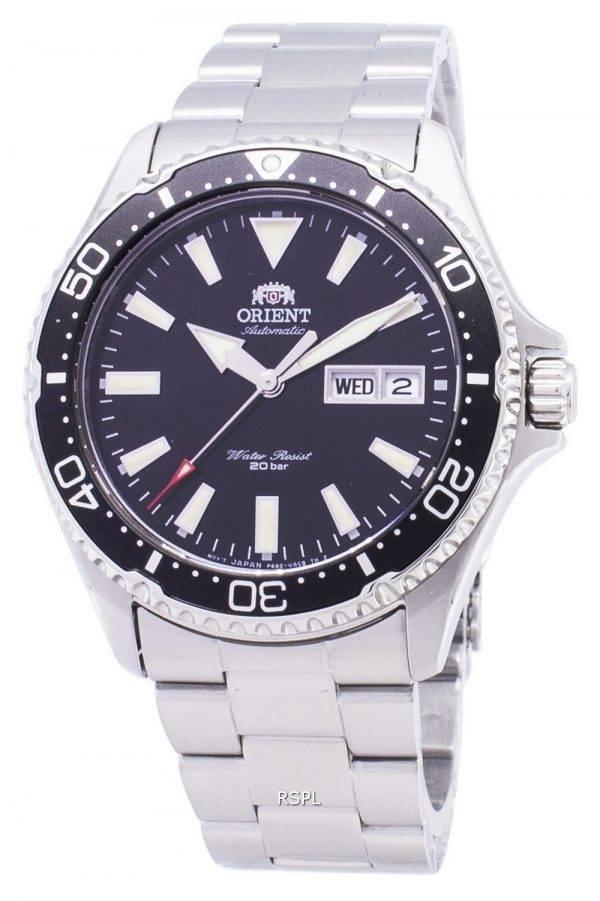 Orient Watch Mako III RA-AA0001B19B automatique 200M hommes