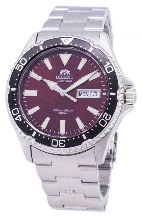 Orient Watch Mako III RA-AA0003R19B automatique 200M hommes