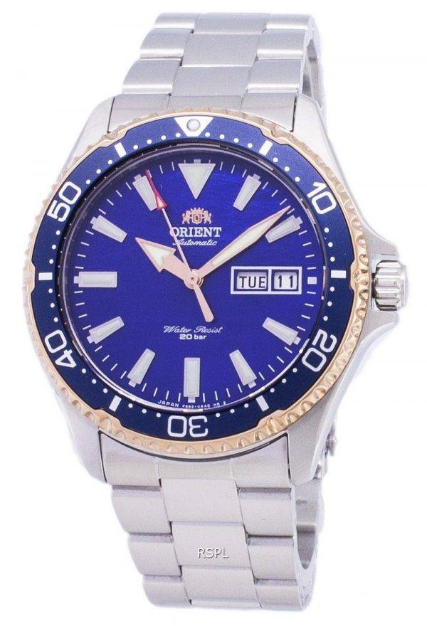 Montre Orient Mako III RA-AA0007A09B Limited Edition automatique 200M hommes