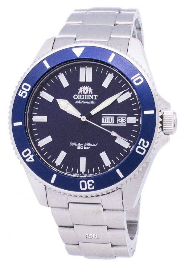 Orient Watch Mako III RA-AA0009L19B automatique 200M hommes